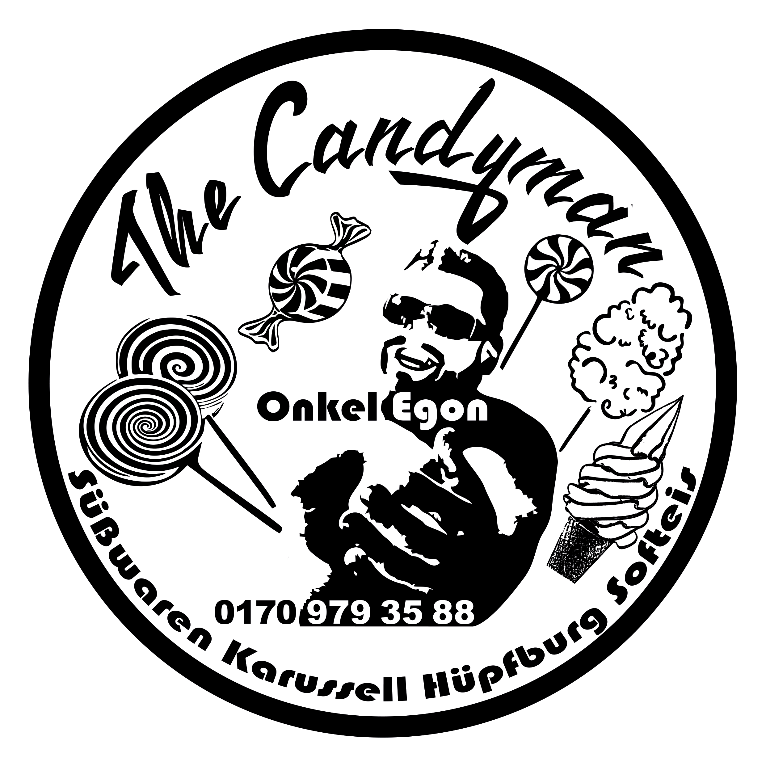 The Candyman OnkelEgon